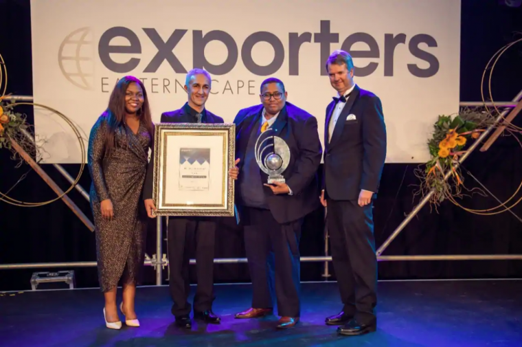Ford Struandale Exporters Eastern Cape awards