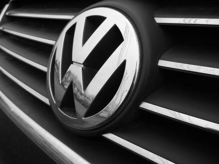The Volkswagen logo