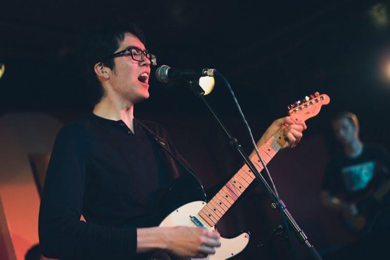 Will Toledo, lead singer of Car Seat Headrest