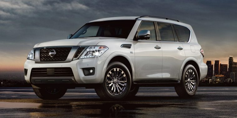 Differences Between The 2020 Nissan Armada And The 2020