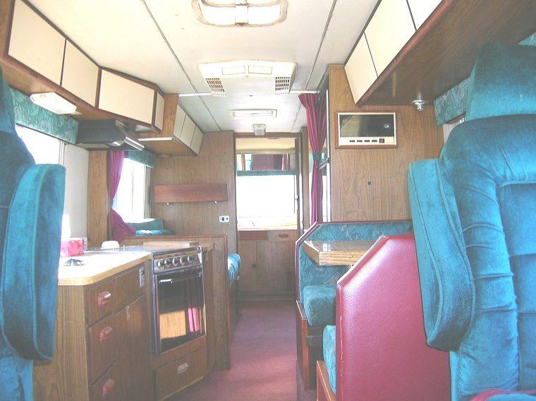 1976 Revcon interior