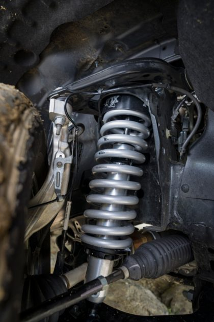 2019 Ford F-150 FOX Shocks off-road leveling suspension kit