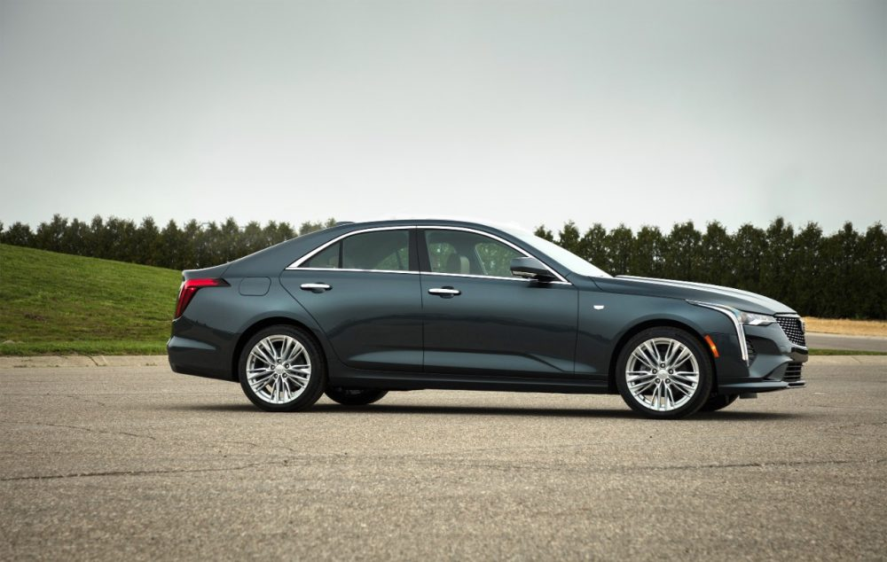 2020 Cadillac CT4 Premium Luxury. Cadillac in 2020 Customer Service Index.