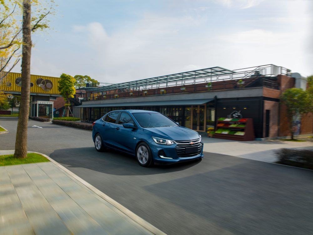 2020 Chevrolet Onix
