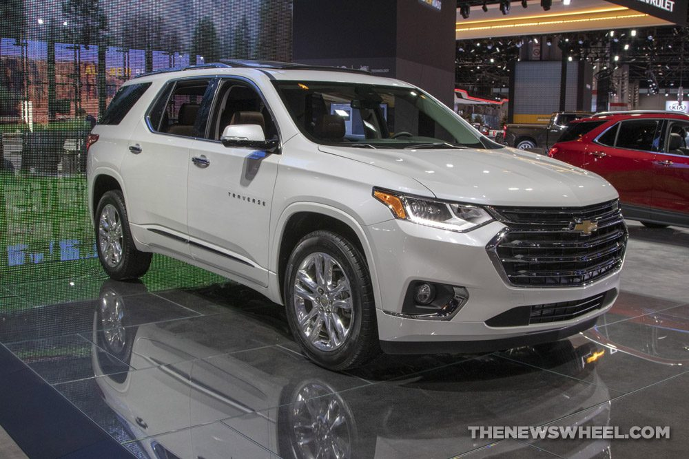 2020 Chevy Models Named Best SUVs Under $30,000 - The News ...