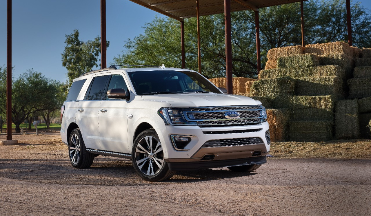 Photos The Ford Expedition King Ranch Is Back The News