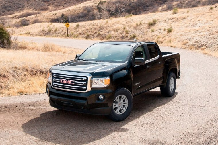 2020 Gmc Canyon Review.2020 Gmc Canyon Overview The News Wheel