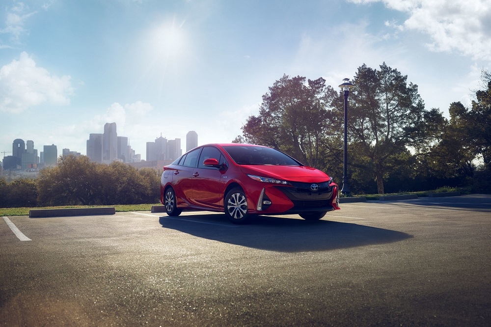 2020 Toyota Prius Prime Overview The News Wheel