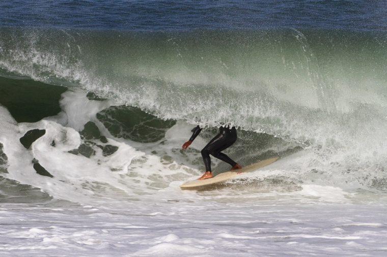 Alex Knost Professional Surfer Hossegor Tube