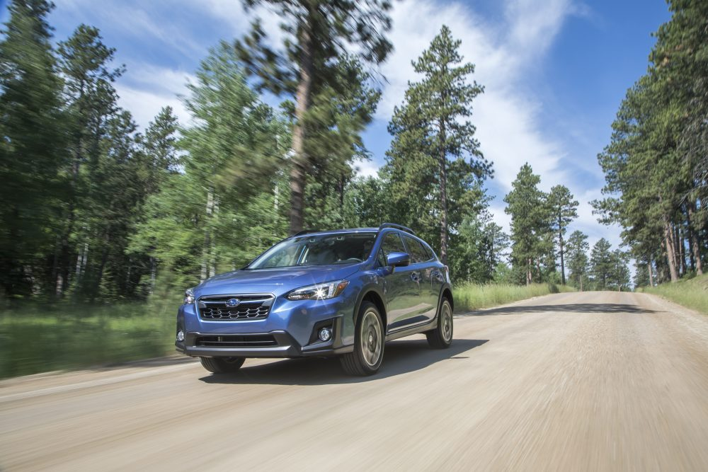 The Subaru Crosstrek Sport will likely look a lot like this, just more powerful.