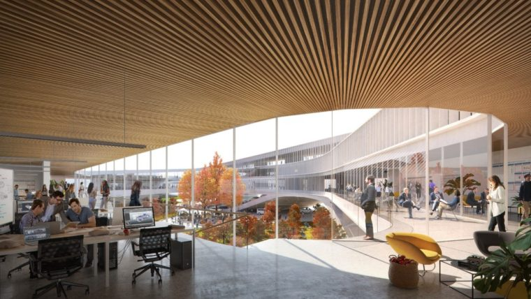 Dearborn Research & Engineering Center Expansion