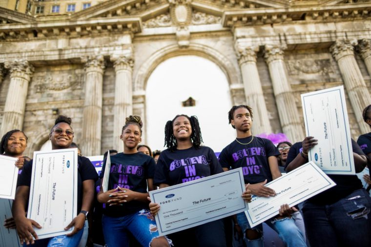 Detroit Youth Choir with Ford Fund Scholarships