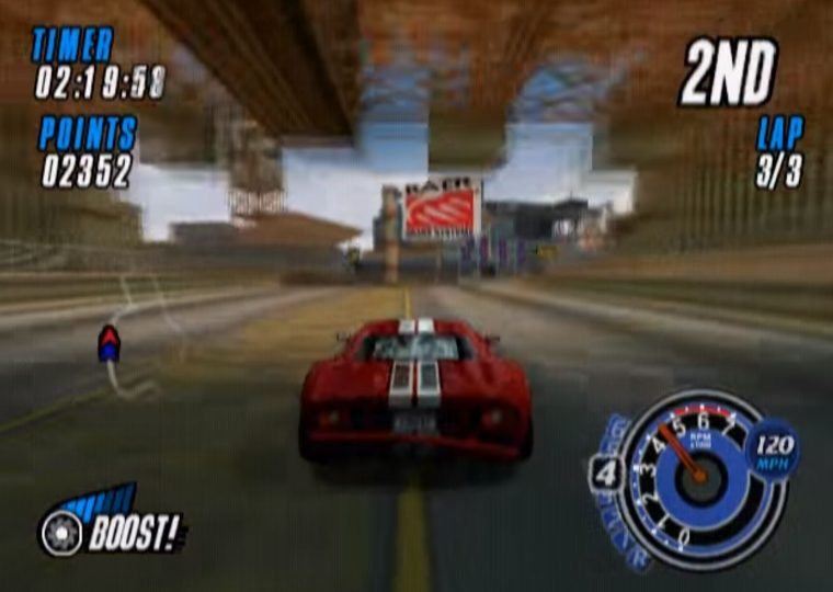 Ford Vs Chevy 2005 PS2 Xbox Chevrolet video games car racing
