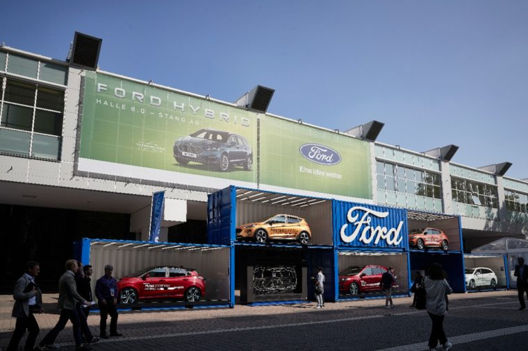 Ford at Frankfurt Motor Show | Ford electrified lineup in Europe