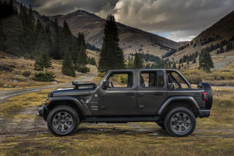 The New 2020 Jeep Wrangler Sahara