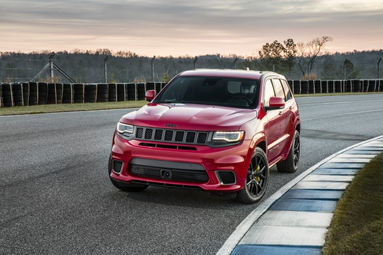 The 2020 Jeep Grand Cherokee