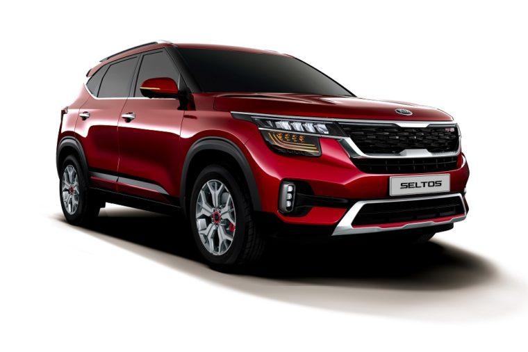 Kia Seltos Crossover Subcompact SUV India