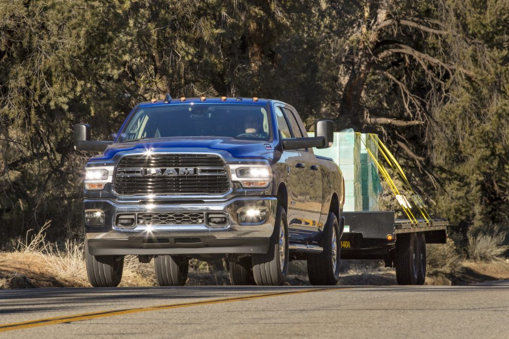 The 2020 Ram 2500 Heavy Duty