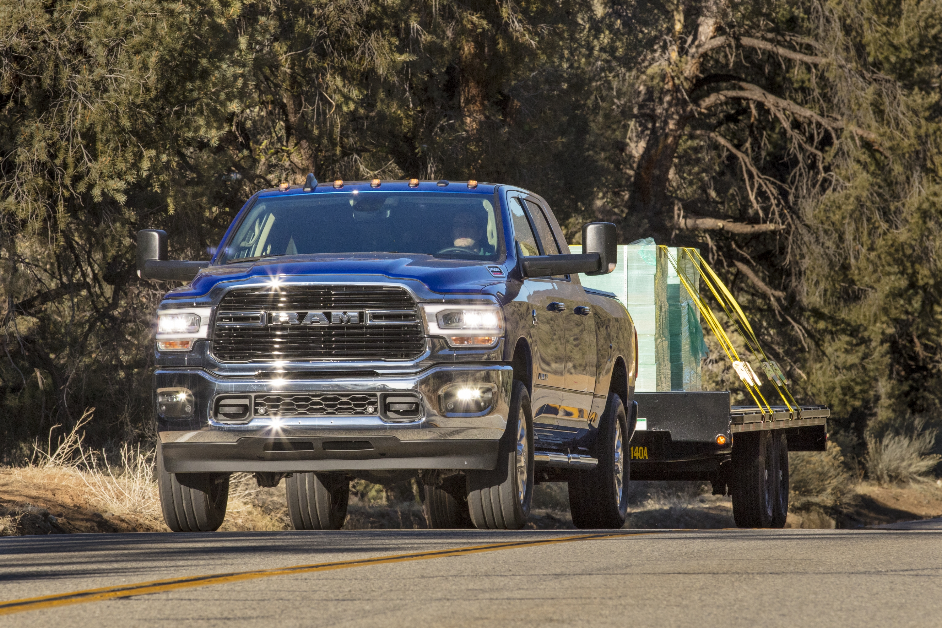 The All New 2020 Ram 2500 And 3500 The News Wheel