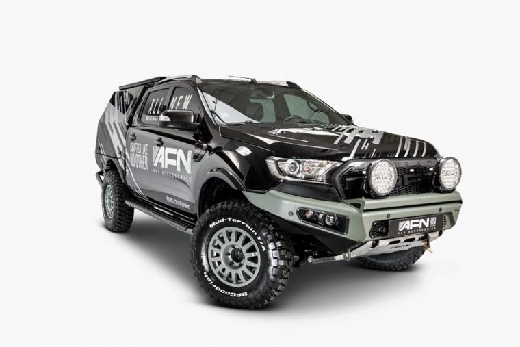 Advanced Accessory Concepts Ford Ranger from SEMA 2019