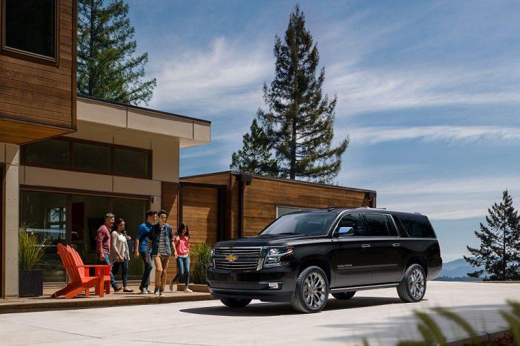 2020 Chevrolet Suburban Overview The News Wheel