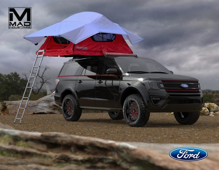2019 MAD Industries Ford Expedition Stealth