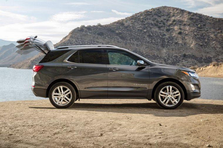Chevrolet fourth quarter sales
