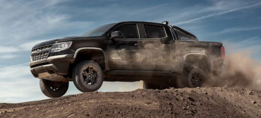 2020 Chevy Colorado