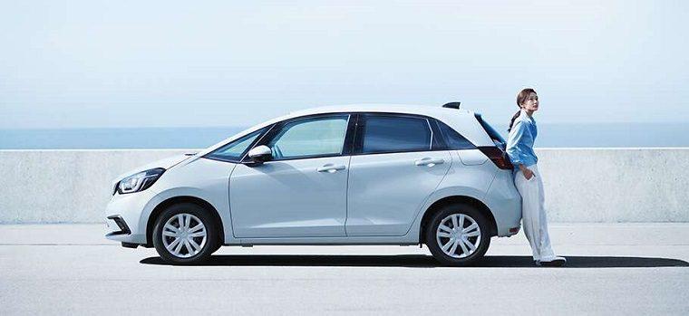 2020 Honda Fit Premiere