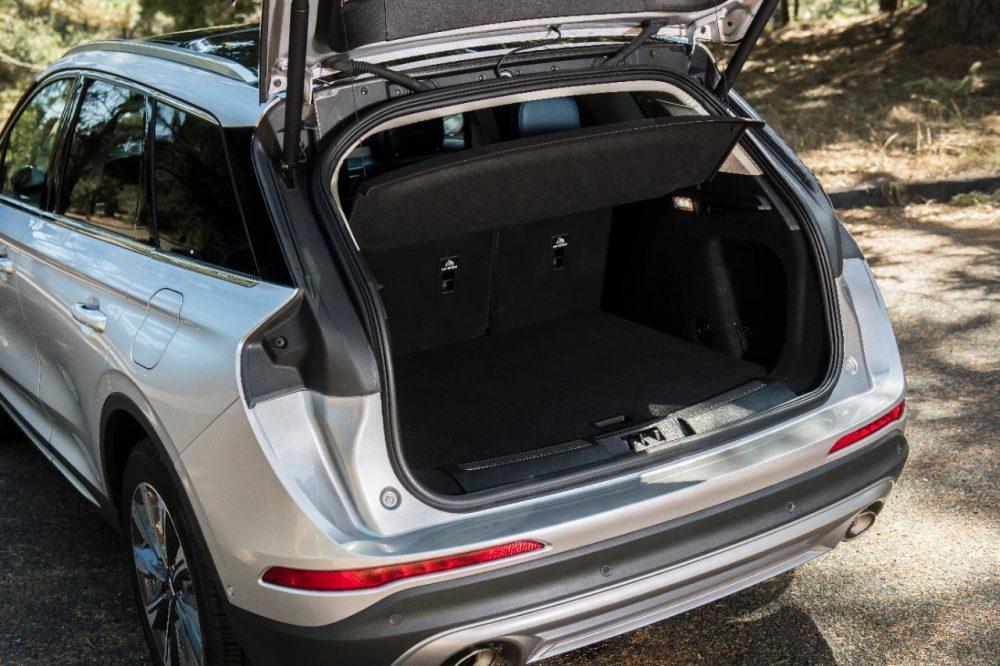 2020 Lincoln Corsair 2.0-liter turbo