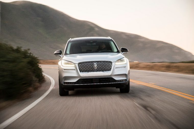 2020 Lincoln Corsair 2.0-liter turbo
