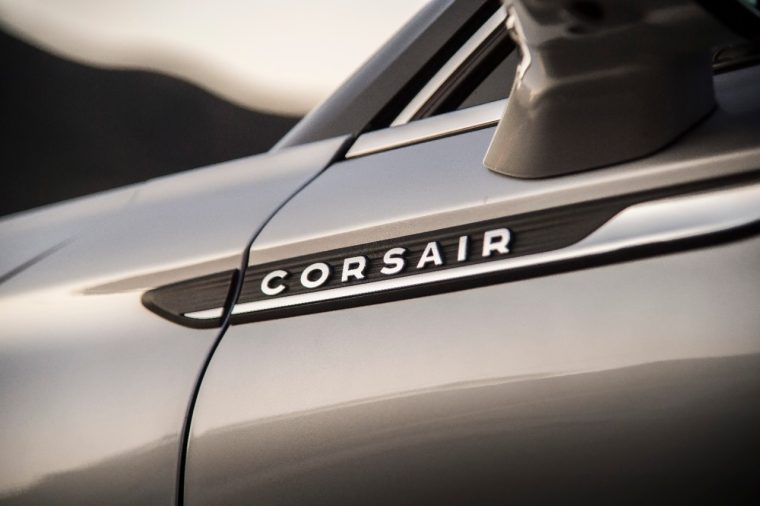 2020 Lincoln Corsair 2.0-liter turbo | new Lincoln names