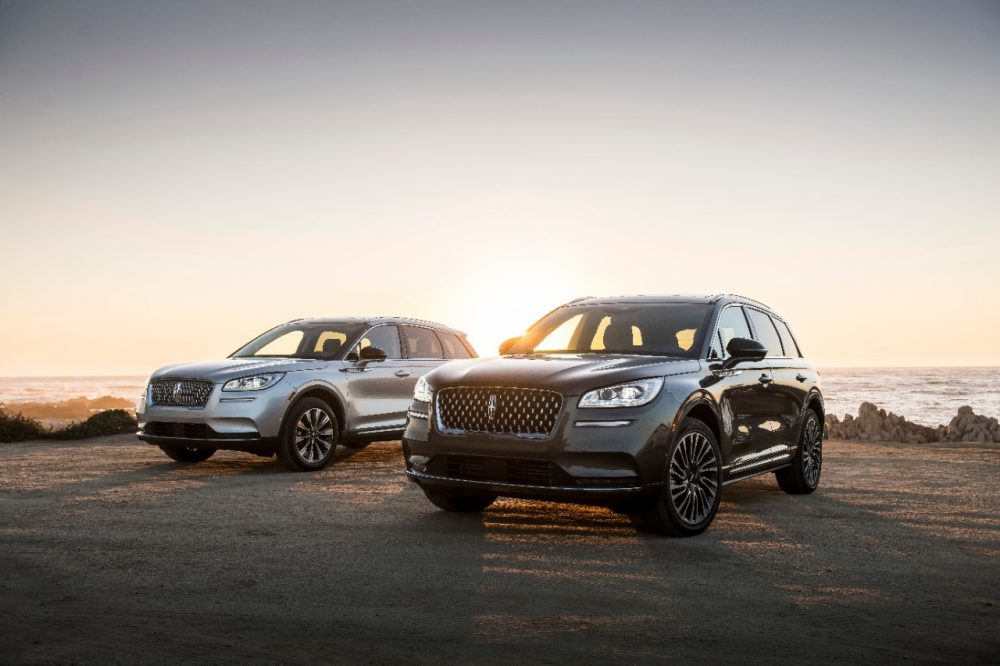 2020 Lincoln Corsair 2.0-liter turbo and 2.3-liter turbo   Lincoln Achieves SUV Sales Record in First Half of 2021