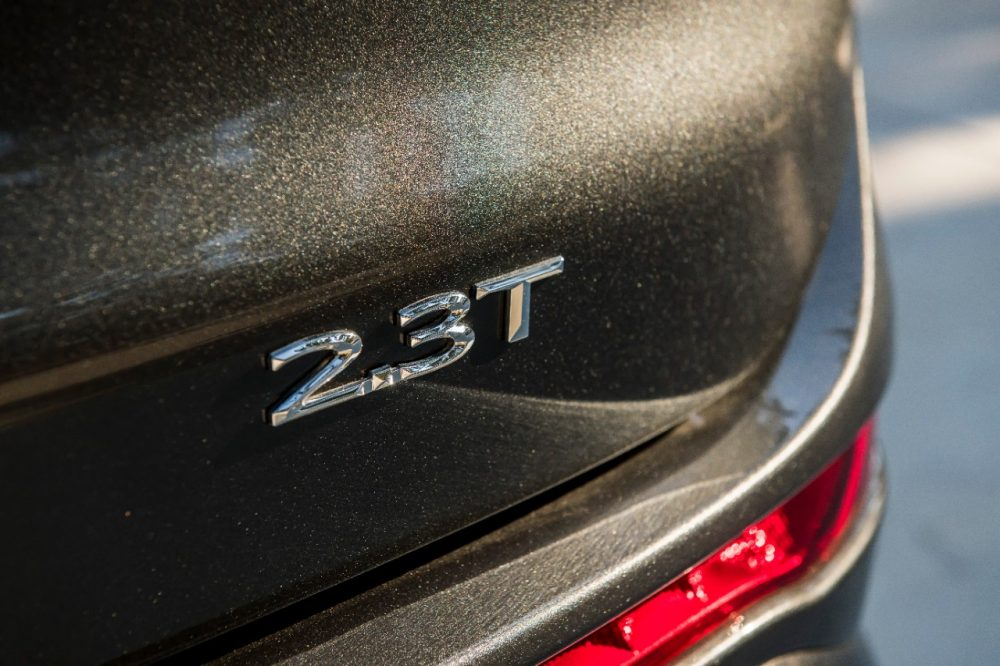 2020 Lincoln Corsair 2.3-liter turbo