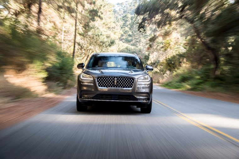 2020 Lincoln Corsair 2.3-liter turbo   globe and mail 2020 Lincoln Corsair review