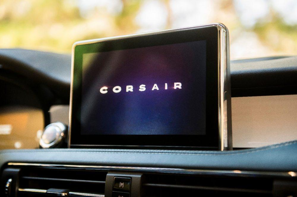 2020 Lincoln Corsair Reserve Beyond Blue