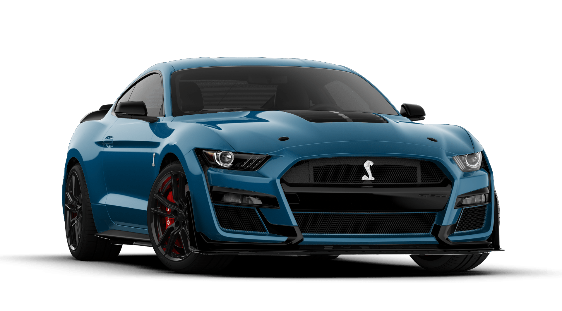 the 2020 mustang shelby gt500 configurator is here  the