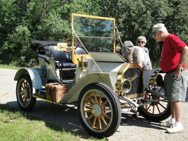 1908 Buick Model 10 Runabout
