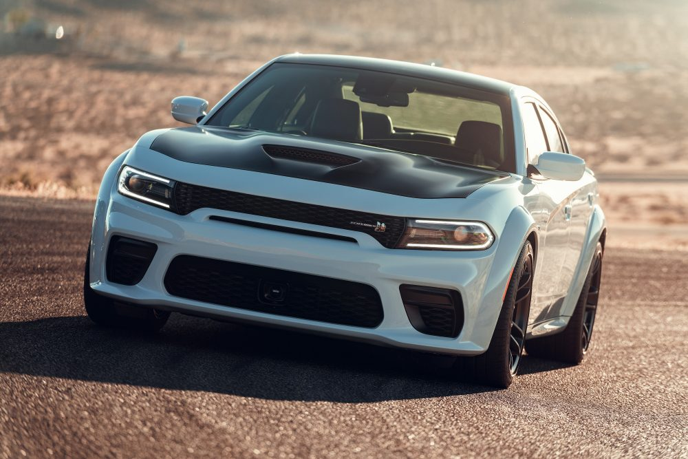 The 2020 Dodge Charger Scat Pack Widebody