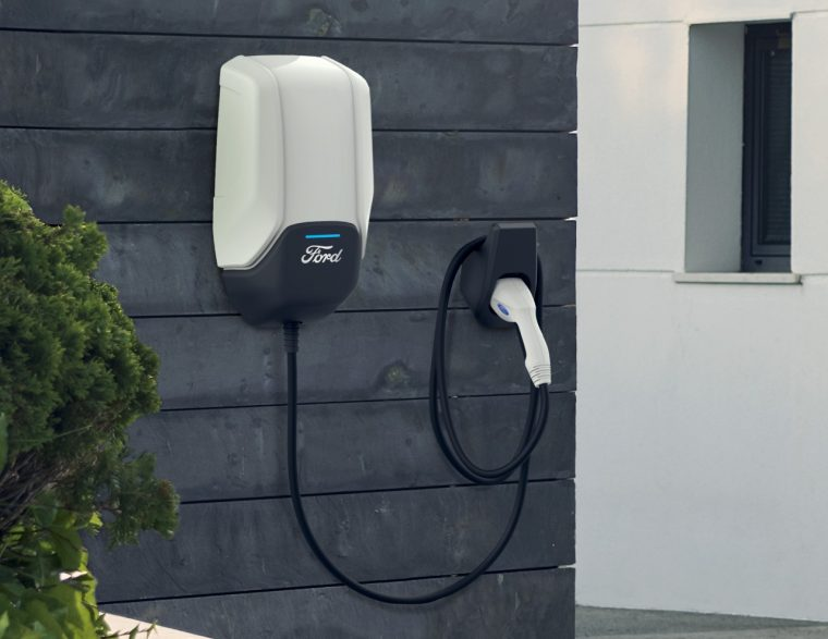 Ford EV Charging | Ford Connected Charge Station