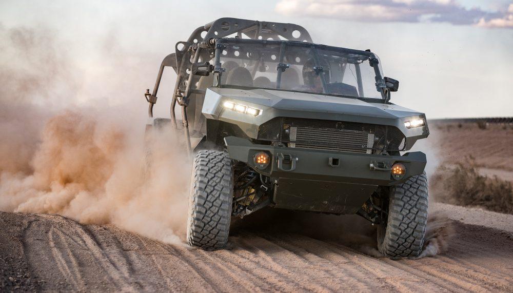 GM Defense Chevy Colorado