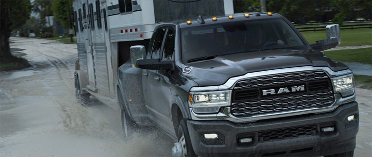 New Ram Truck campaign