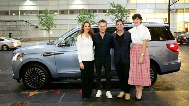 Lincoln and goop had a panel in NYC in October