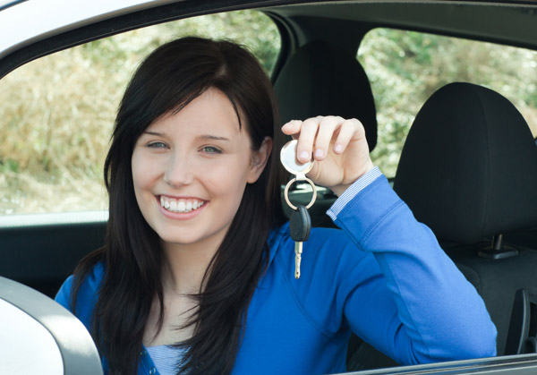 when should a teen own their first car driving child buy