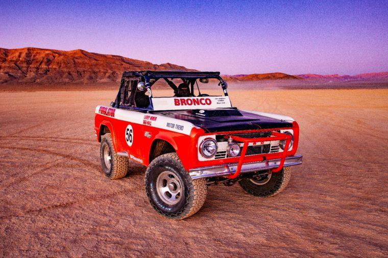 1969 Ford Bronco R 1000