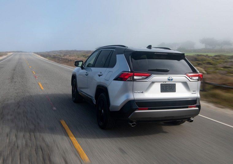 2019 Toyota RAV4 XSE