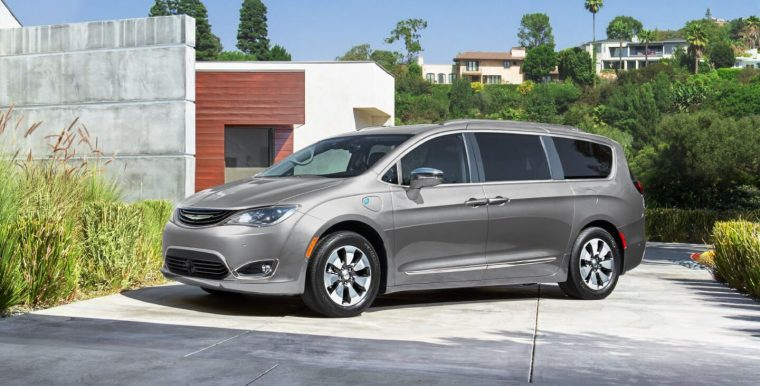 2020 Chrysler Pacifica Ram 1500 and Chrysler Pacifica