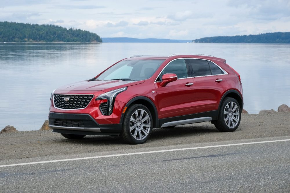 Cadillac XT4 coming to Europe