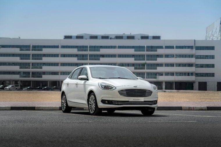 2020 Ford Escort