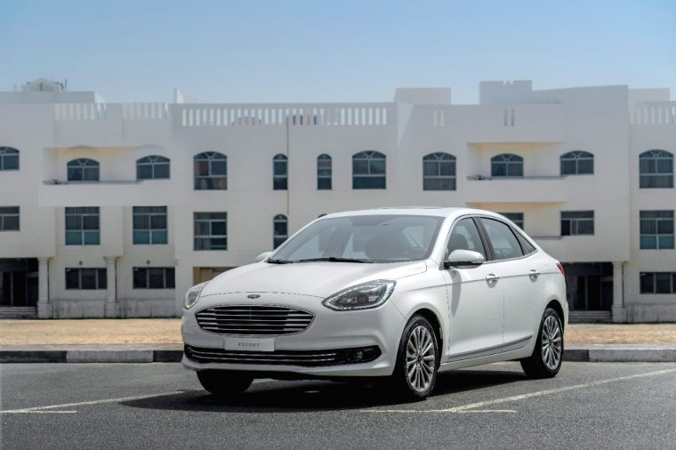 2020 Ford Escort Arrives in the Middle East - The News Wheel